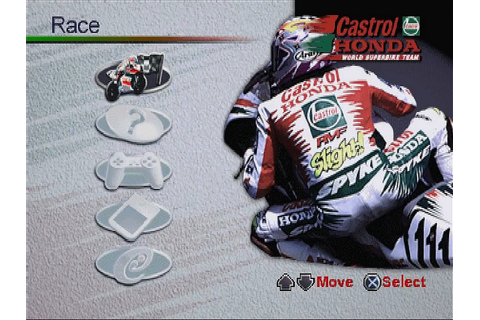 Castrol Honda Superbike Racing Download Game | GameFabrique
