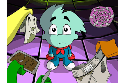 Pajama Sam 4: Life Is Rough When You Lose Your Stuff ...