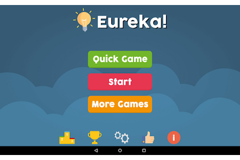Eureka Quiz Game Free - Knowledge is Power - Android Apps ...