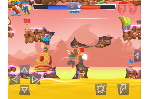 'Worms 4' Review – Scorched Earthworm – TouchArcade