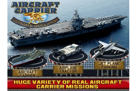 Aircraft Carrier Simulator Archives - GameRevolution