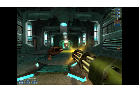 Alien Arena 2007 v6.03 (Windows game 2007) - YouTube