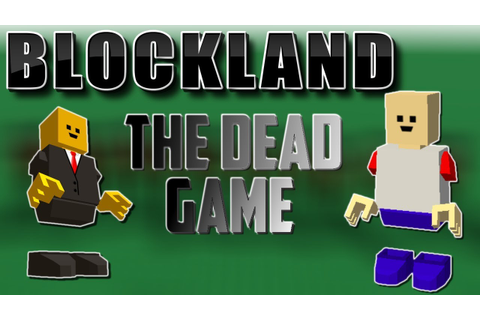 playing a DEAD GAME! (Blockland) - YouTube