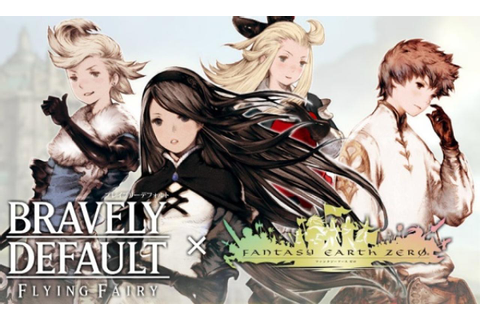 Bravely Default Demo Now Available On The Nintendo eShop ...