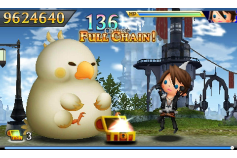 Theatrhythm Final Fantasy: Curtain Call GameStop