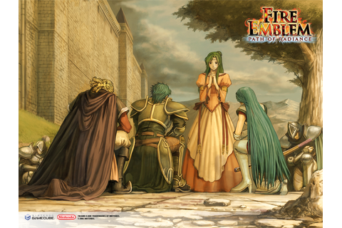 Fire Emblem: Path of Radiance Game Cube Wallpapers, fonds ...