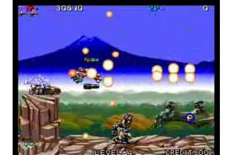 NEO-GEO Zed Blade Stage-1 - YouTube