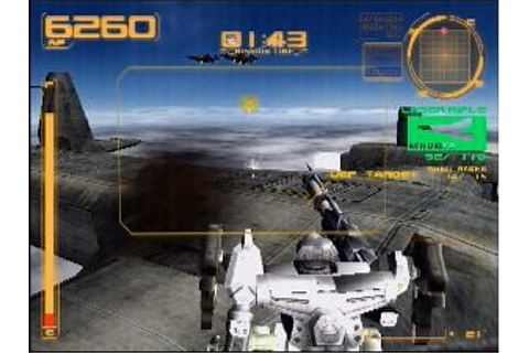 Armored Core 2: Another Age Review - GameRevolution