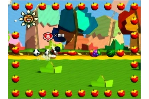Yoshi's Story - 30 APPLES! - YouTube