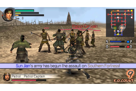 Dynasty Warriors Vol 2 ISO (PS1) | Mienaga Blog | Download ...