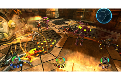 Download Young Justice: Legacy - PC Free - Game Torrents ...