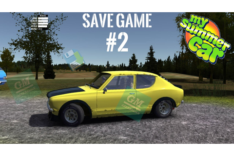 My Summer Car - Save Game #2 - YouTube