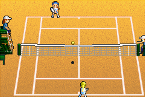 Play Pro Tennis WTA Tour Online - Play All Game Boy ...