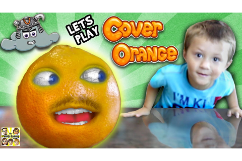 Chase & the Orange who's Annoying! (FGTEEV GAMEPLAY / SKIT ...