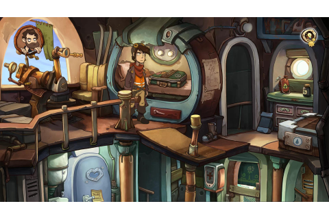 Save 85% on Deponia: The Complete Journey on Steam