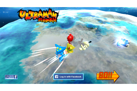 [FREE ANDROID GAME] Ultraman Rumble - Monsters Beat 'Em Up ...