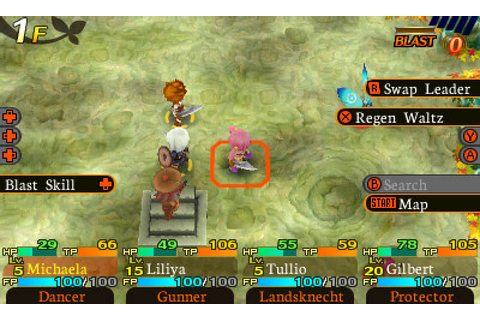 Review: Etrian Mystery Dungeon (Nintendo 3DS) - Digitally ...