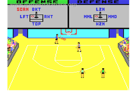 GBA Championship Basketball: Two-on-Two - Commodore 64 ...