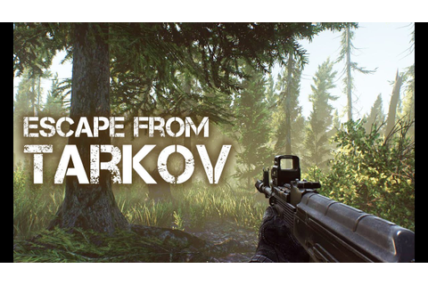 Escape from Tarkov: Graphics Engine In-Depth Walkthrough ...