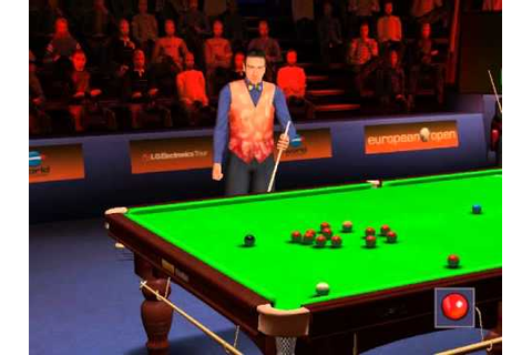World Championship Snooker 2004 Try 11 part 1 of 2 (PC ...