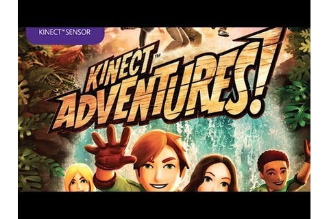 Kinect Adventures - Debut Gameplay Trailer | E3 2010 | HD ...