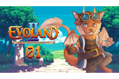 Keine Erinnerung ♦ #1 ♦ Evoland 2 [100% Walkthrough] - YouTube