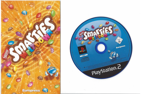 Smarties Meltdown for Playstation 2 PS2 - Passion for ...