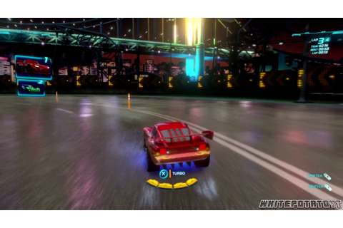 Cars 2: The Video Game | Request | Dragon Lightning ...