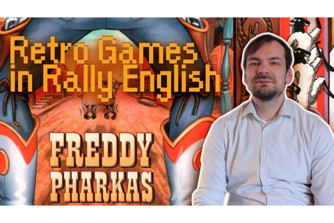 Retro Games in Rally English: Freddy Pharkas: Frontier ...
