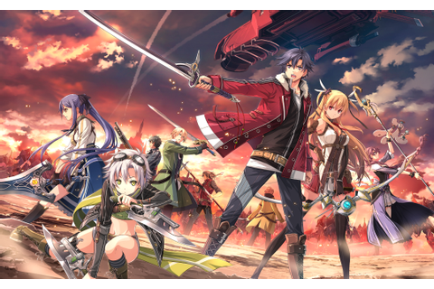 The Legend of Heroes Trails of Cold Steel II Wallpaper, HD ...