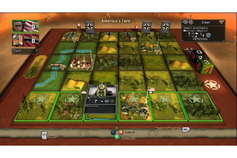 Panzer General: Allied Assault Screenshots for Xbox 360 ...