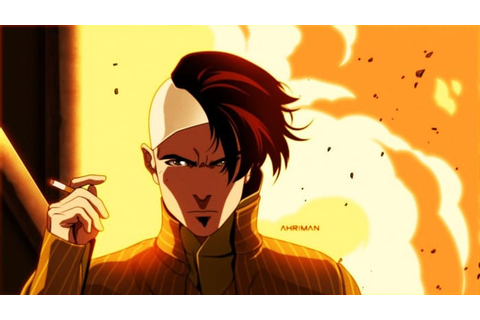 Artist Recreates The Fifth Element in Anime Style