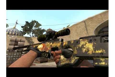 DRAGON LORE! - Counter Strike: Global Offensive - YouTube