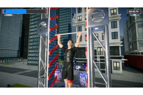American Ninja Warrior: Challenge on PS4 | Official ...