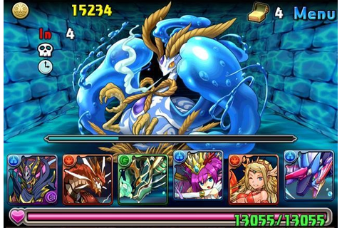 Puzzle & Dragons Z Flying to the Nintendo 3DS in North America