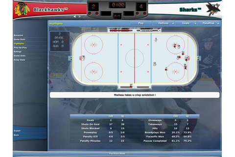 NHL Eastside Hockey Manager Download Free Full Game ...