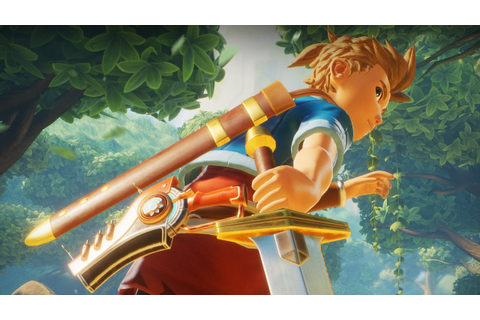 First Hands-On Video of 'Oceanhorn 2: Knights of the Lost ...