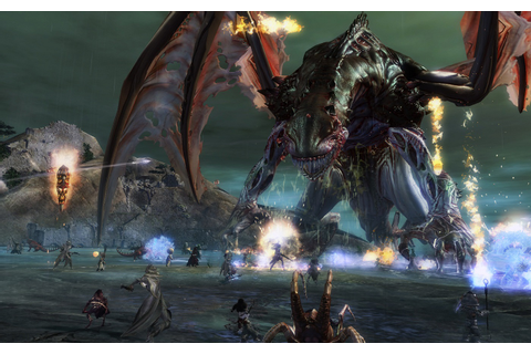 Guild Wars 2 is Free This Weekend. You Should Play It ...