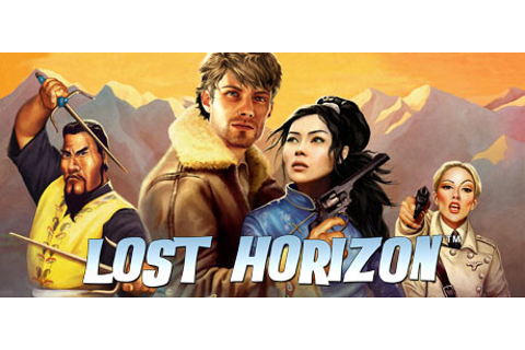 Save 75% on Lost Horizon on Steam