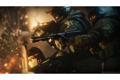 Tom Clancy's Rainbow Six Siege Game Review - DesiComments.com