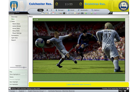 Free Download Games Football Manager 2008 Full Version ...