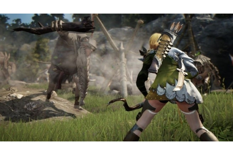 Black Desert Online Is Steam's Latest Free Weekend Game