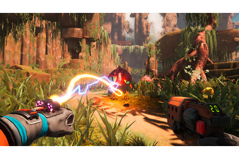 Journey to the Savage Planet - Gamekey billig kaufen - Key ...
