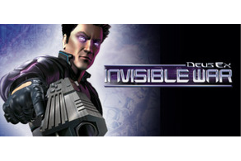 Super Adventures in Gaming: Deus Ex: Invisible War (PC)