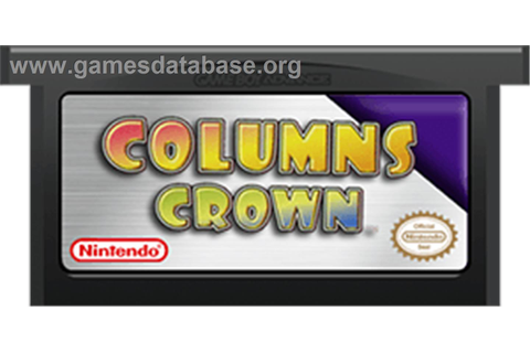 Columns Crown - Nintendo Game Boy Advance - Games Database