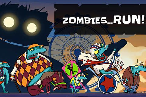 Zombie: Parkour runner iPhone game - free. Download ipa ...