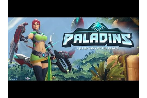 [Topic Officiel] Paladins : Champions du Royaume ...
