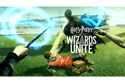 Harry Potter Wizards Unite Download All Assets | What does ...