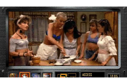 Controversial Vintage Video Game NIGHT TRAP is Getting a ...