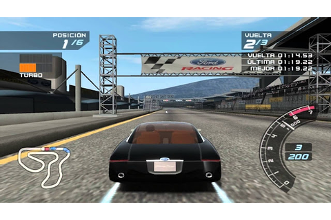 Ford Racing 3 - PC Full Version Free Download